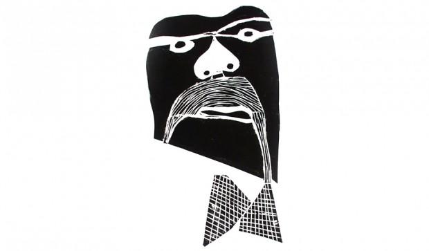Man With Moustache